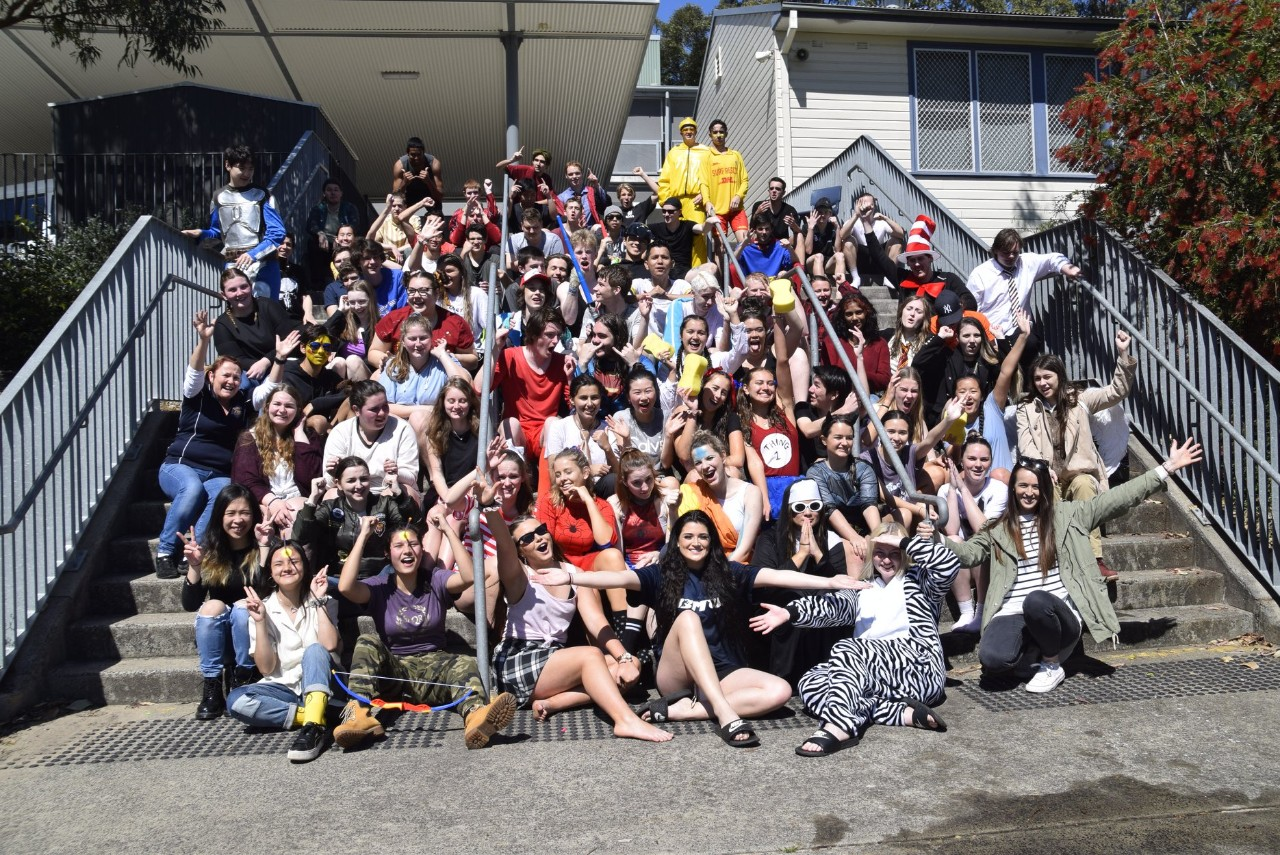 Year 12 last day